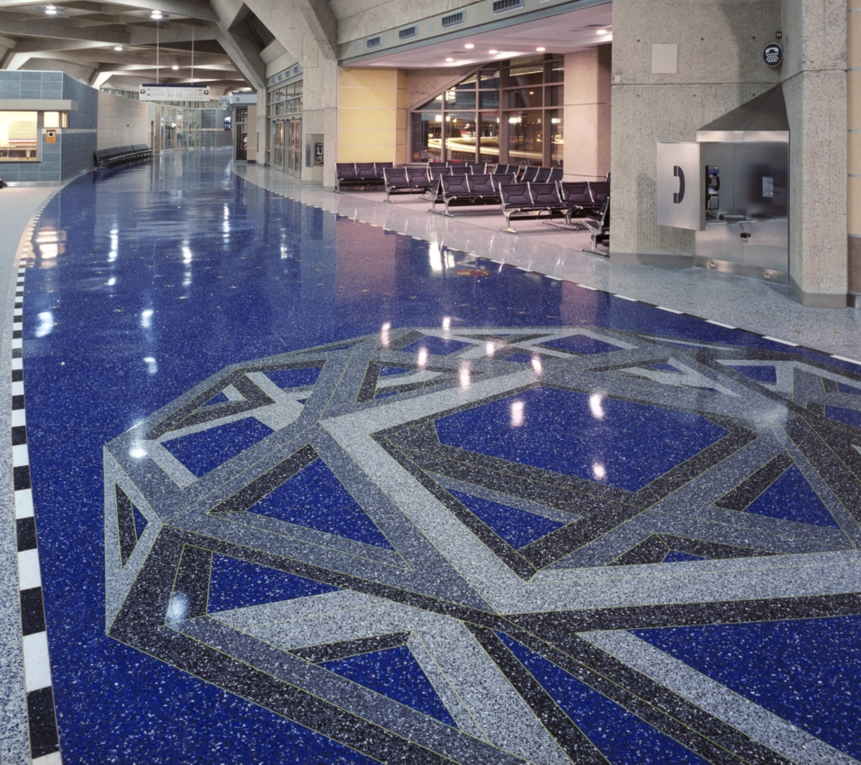 Kansas City International Airport Jimmycsays At The